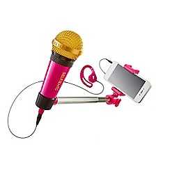 Worlds Apart - Selfie Microphone