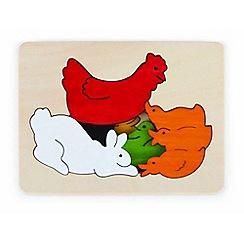 Marbel - Chicken & Friends Jigsaw Puzzle