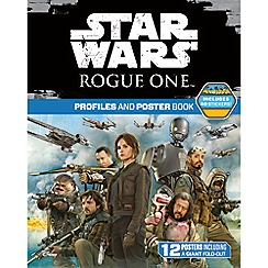 Harper Collins - Rogue one profiles and poster book