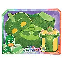 PJ Masks - Costume Set - Gekko