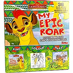 Parragon - Disney Junior The Lion Guard happy tin