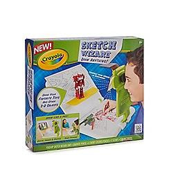Crayola - Sketch Wizard Kit