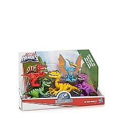 Playskool - Jurassic World Heroes toy set
