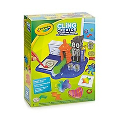 Crayola - Cling creator gel sticker designer
