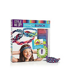 Style Me Up - Multi-Coloured Braidy Bunch Set