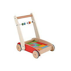Early Learning Centre - A Wooden Toddle Truck