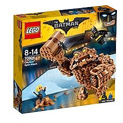 LEGO - The Batman Movie - Clayface - Splat Attack 70904