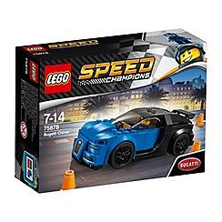 LEGO - Speed Champions Bugatti Chiron 75878