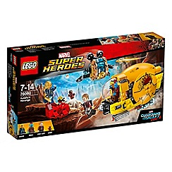 LEGO - Team up to take on Ayesha and save the galaxy! 76080