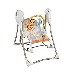 Fisher-Price - 3 in 1 Swing 'n Rocker