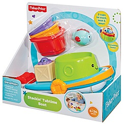 Fisher-Price - Stacking Tub time Boat