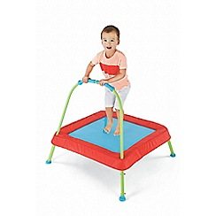Early Learning Centre - New Junior Trampoline - Blue