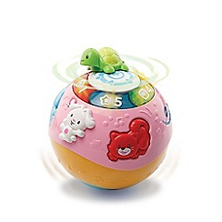VTech Baby - Crawl & Learn Bright Lights Ball Pink