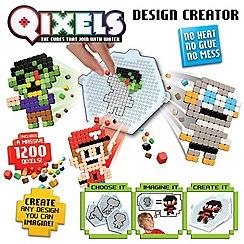 Character Options - Qixel designer creator