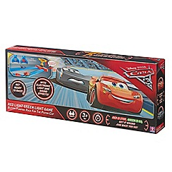 Character Options - Cars 3 Piston Cup race game
