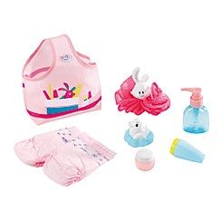 Baby Born - Bathtime Wash & Go Set