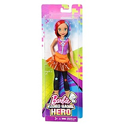 Barbie - Video Game Hero Multi Colour Hair Doll