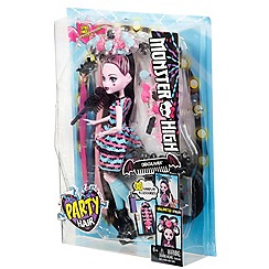 Monster High - Party Hair Draculaura Doll