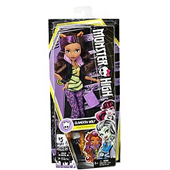 Monster High - Clawdeen Wolf Doll in Signature Look
