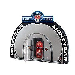 Disney Cars - 3 Piston Cup Portable Playset