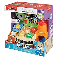Fisher-Price - Laugh & Learn Fruits & Fun Learning Market