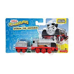 Thomas & Friends - Fisher-Price Adventures Merlin the Invisible