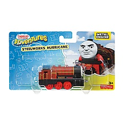 Thomas & Friends - Fisher-Price Adventures Steelworks Hurricane