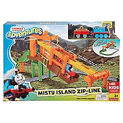 Thomas & Friends - Misty Island Zip line Playset