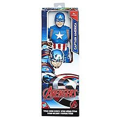 The Avengers - Titan Hero Series 12-inch Captain America Figure