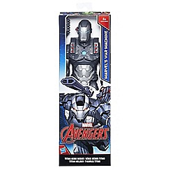 The Avengers - Titan Hero Series 12-inch Marvel's War Machine Figure