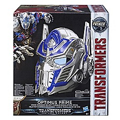 Transformers - The Last Knight Optimus Prime Voice Changer Helmet