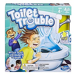 Hasbro Gaming - Toilet Trouble Game