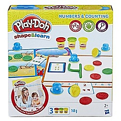 Play-Doh - Shape and Learn Numbers and Counting