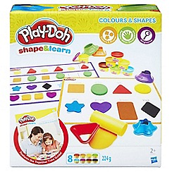 Play-Doh - Shape and Learn Colours and Shapes