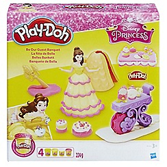 Play-Doh - Be Our Guest Banquet Featuring Disney Princess Belle