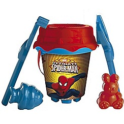 Mookie - Marvel Spider-man 18cm bucket set w/ accs