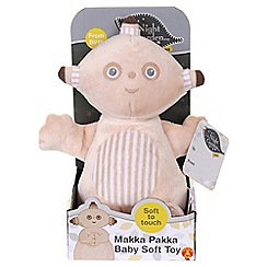 In the Night Garden - Makka Pakka Soft Toy