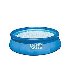 Intex - 8ft Easy Set Water Pool