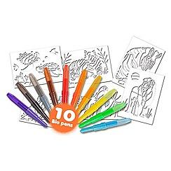John Adams - BLO Pens Activity Set - Animals