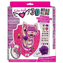 Fashion Angels - Cardboard Cat Head Kit