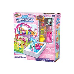 Shopkins - Happy Places Pool Playset