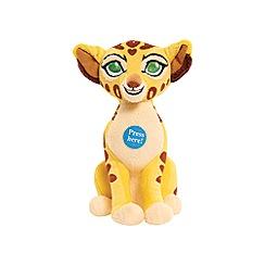 Disney The Lion Guard - Plush with Sound Fuli