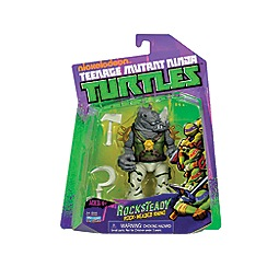 Teenage Mutant Ninja Turtles - Action Figure Rocksteady