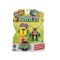 Teenage Mutant Ninja Turtles - Half-Shell Heroes 2pk Construction Raph Hammer