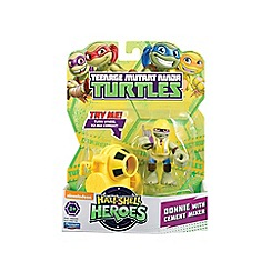 Teenage Mutant Ninja Turtles - Half-Shell Heroes 2pk Construction Don Cement