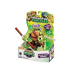 Teenage Mutant Ninja Turtles - Half-Shell Heroes Talking Figure - Donnie