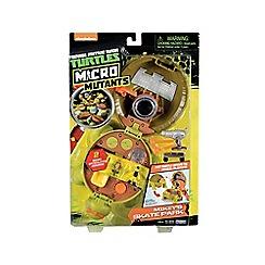 Teenage Mutant Ninja Turtles - Micro Mutants Mikey Pizza Park Playset