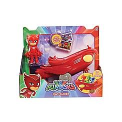 PJ Masks - Vehicle and Figure Owlette Flyer