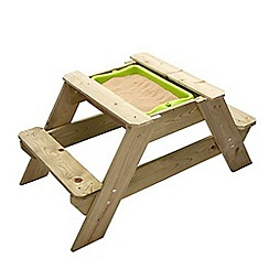 Mookie - TP Early fun picnic table sandpit fsc