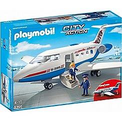 Playmobil - City Action Passenger Plane - 5395